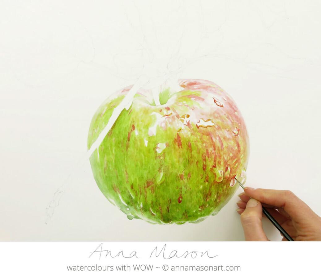 Apple Tortosh